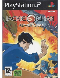 JACKIE CHAN ADVENTURES für PlayStation 2 PS2