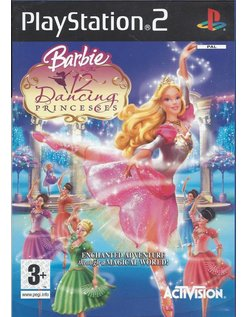 BARBIE IN THE 12 DANCING PRINCESSES for Playstation 2 PS2