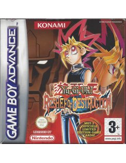 YU-GI-OH RESHEF OF DESTRUCTION for Game Boy Advance