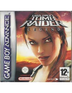 LARA CROFT TOMB RAIDER LEGEND for Game Boy Advance