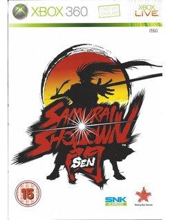 SAMURAI SHODOWN SEN voor Xbox 360