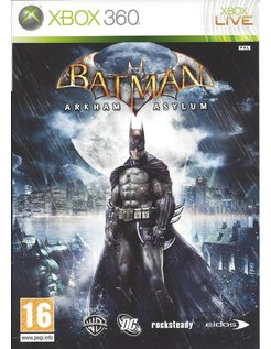 BATMAN ARKHAM ASYLUM for Xbox 360