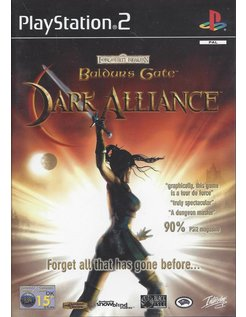 BALDUR'S GATE DARK ALLIANCE voor Playstation 2 PS2