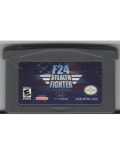 F24 STEALTH FIGHTER for Game Boy Advance