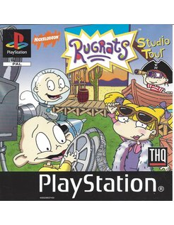 RUGRATS STUDIO TOUR for Playstation 1
