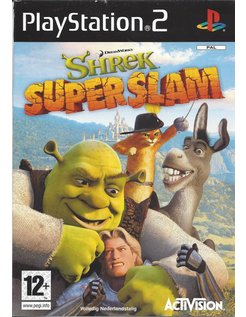 SHREK SUPERSLAM voor Playstation 2