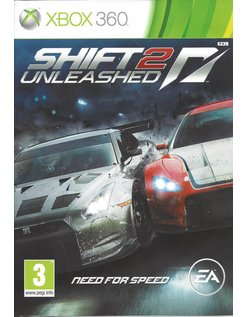 SHIFT 2 UNLEASHED for Xbox 360