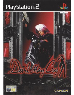 DEVIL MAY CRY voor Playstation 2 PS2