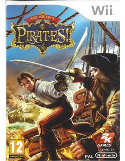 SID MEIER'S PIRATES for Nintendo Wii