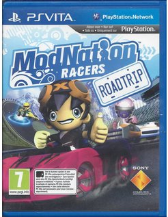 MODNATION RACERS ROAD TRIP for PS VITA