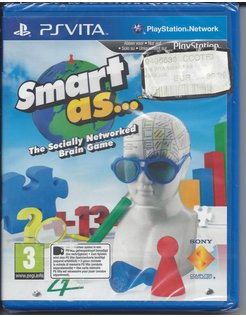 SMART AS... for PS VITA - NEW