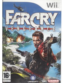 FAR CRY VENGEANCE für Nintendo Wii