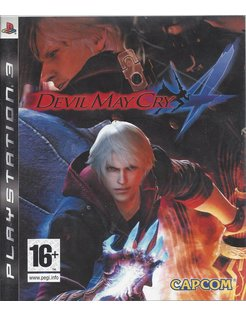 DEVIL MAY CRY 4 für Playstation 3