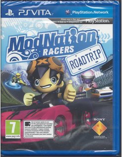 MODNATION RACERS ROAD TRIP for PS VITA - NEW