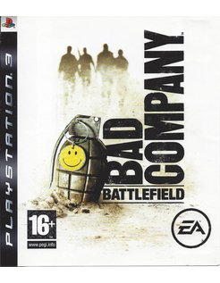 BATTLEFIELD BAD COMPANY for Playstation 3