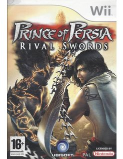 PRINCE OF PERSIA RIVAL SWORDS for Nintendo Wii