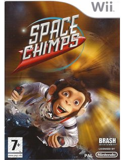 SPACE CHIMPS for Nintendo Wii