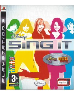 DISNEY SING IT for Playstation 3