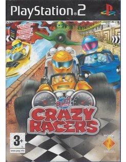 BUZZ JUNIOR CRAZY RACERS (ACE RACERS) für Playstation 2