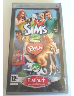 THE SIMS 2 PETS for PSP
