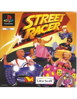 STREET RACER for Playstation 1