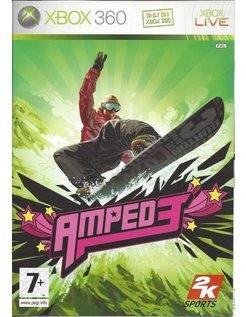 AMPED 3 for Xbox 360