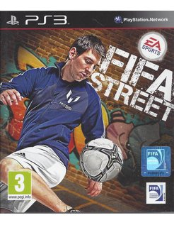 FIFA STREET für Playstation 3