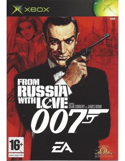 FROM RUSSIA WITH LOVE für Xbox