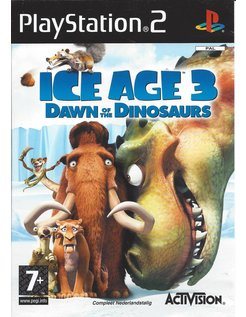ICE AGE 3 DAWN OF THE DINOSAURS für Playstation 2