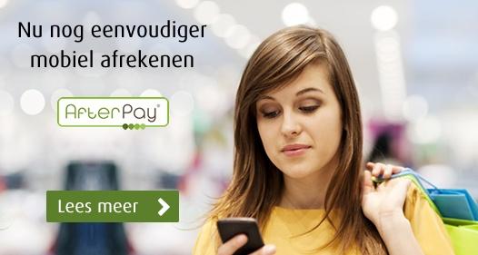 Mobiel betalen met AfterPay