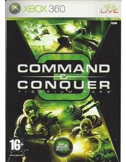 COMMAND & CONQUER 3 TIBERIUM WARS für Xbox 360