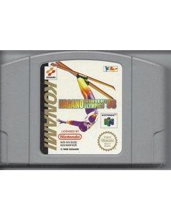 NAGANO WINTER OLYMPICS 98 for Nintendo 64