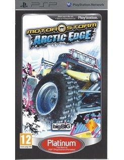 MOTORSTORM ARCTIC EDGE for PSP
