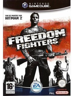 FREEDOM FIGHTERS for Nintendo Gamecube