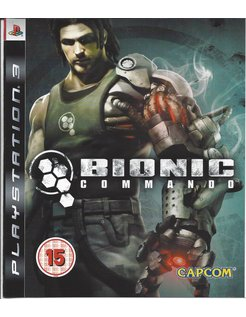 BIONIC COMMANDO for Playstation 3 PS3