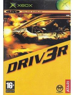 DRIV3R DRIVER 3 for Xbox