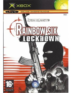 RAINBOW SIX LOCKDOWN for Xbox