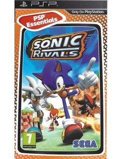 SONIC RIVALS for PSP