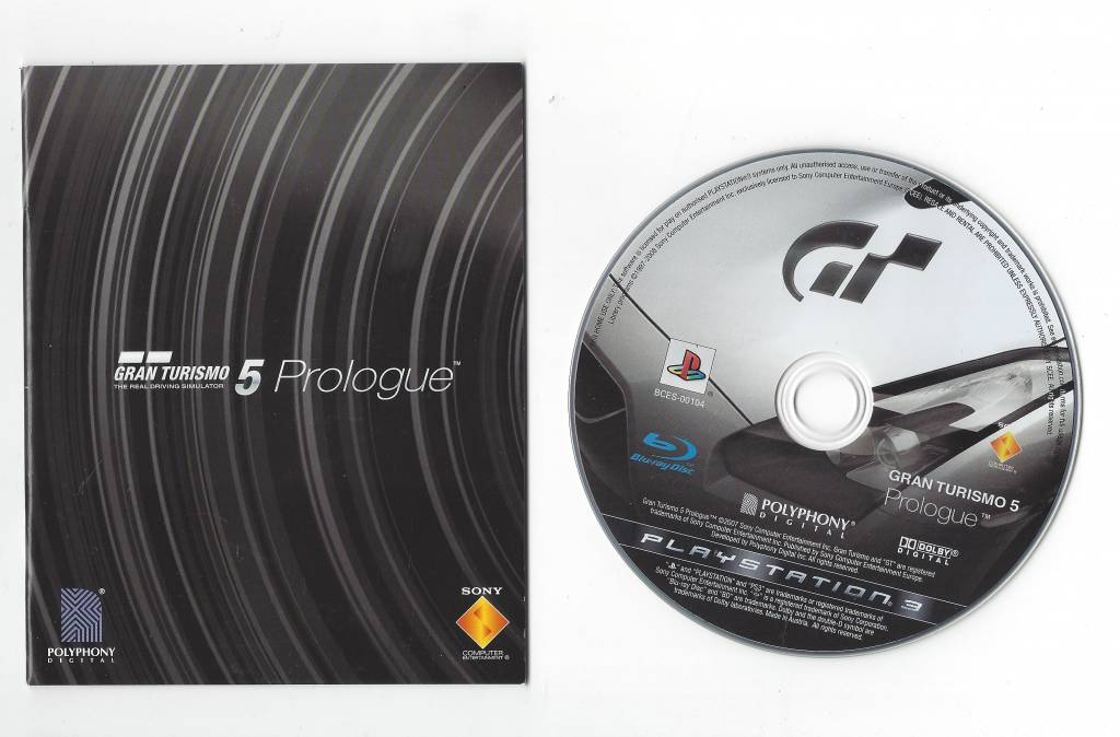 gran turismo 5 prologue for playstation 3 ps3 passion. Black Bedroom Furniture Sets. Home Design Ideas