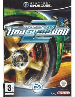 NEED FOR SPEED UNDERGROUND 2 for Nintendo Gamecube