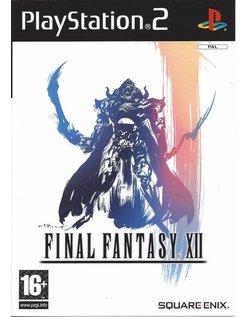 FINAL FANTASY XII (12) für Playstation 2 PS2