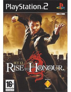 RISE TO HONOUR für Playstation 2 PS2