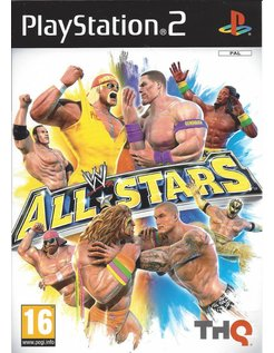 WWE ALL STARS for Playstation 2