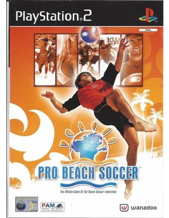 PRO BEACH SOCCER for Playstation 2