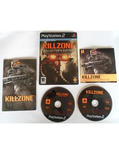 KILLZONE COLLECTOR'S EDITION - STEELBOOK für Playstation 2