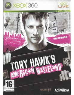 TONY HAWK'S AMERICAN WASTELAND voor Xbox 360