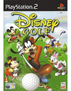 DISNEY GOLF für Playstation 2 PS2