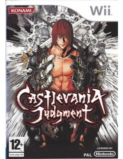 CASTLEVANIA JUDGMENT for Nintendo Wii