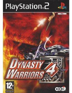 DYNASTY WARRIORS 4 für PlayStation 2