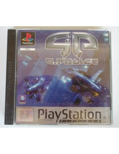 G-POLICE for Playstation 1